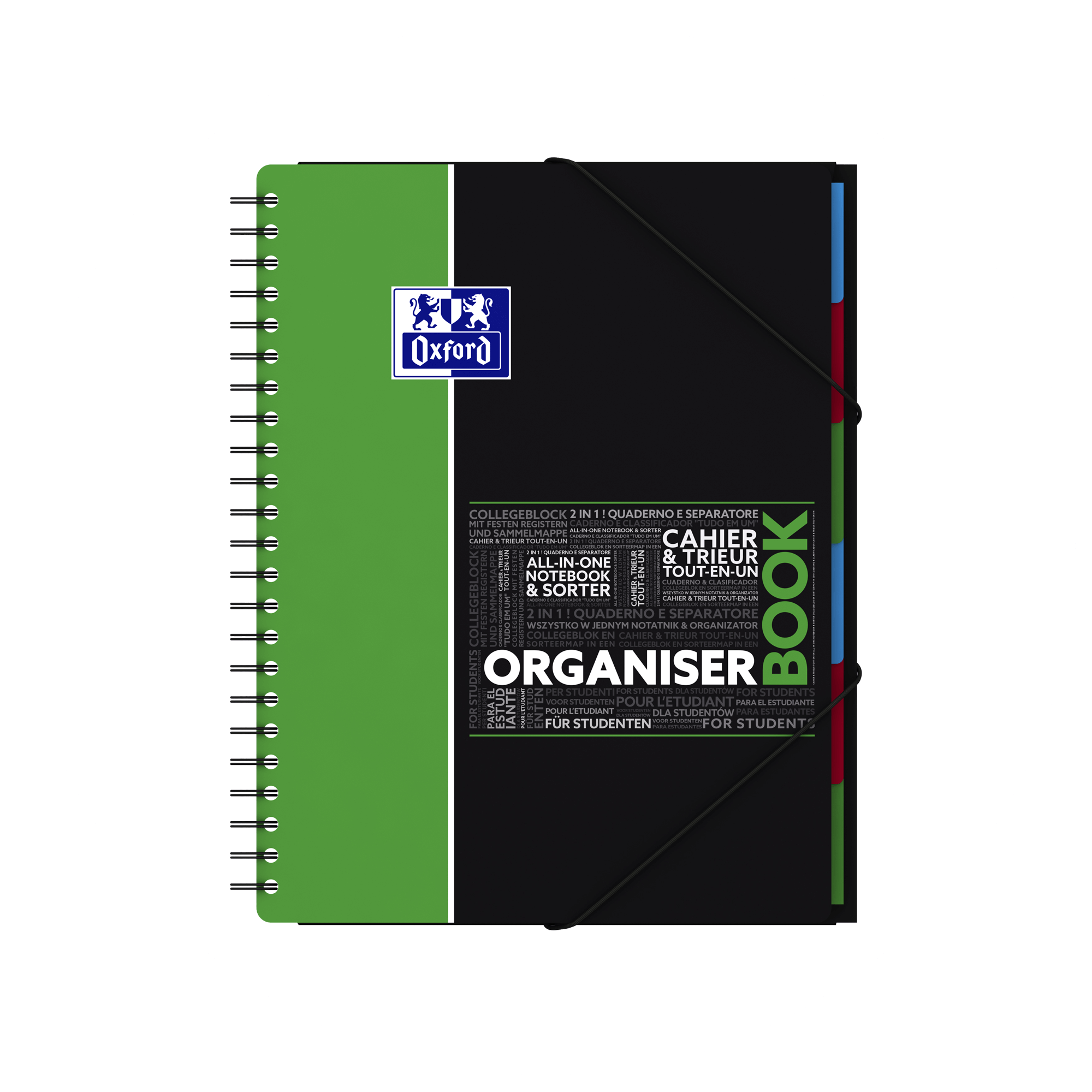 Studium OrganiserBook
