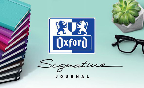 Cahier Oxford Signature