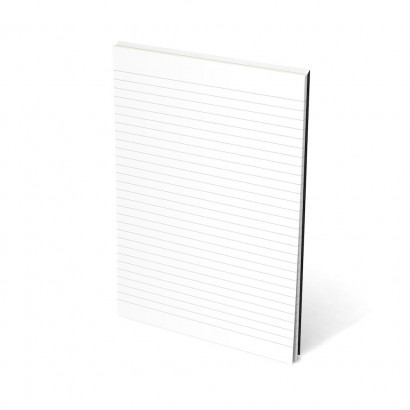 OXFORD Office Essentials Notepad i A4 – Blødt papomslag – Limet – 100 sider – Linjeret – Sort -  - 100050240_1300_1583237181 - OXFORD Office Essentials Notepad i A4 – Blødt papomslag – Limet – 100 sider – Linjeret – Sort -  - 100050240_1500_1568387237