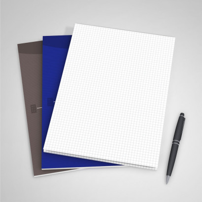 OXFORD Office Essentials Notepad - A4 - Soft Card Cover - Glued - 100 Pages - 5mm Squares - Black - 100050241_1300_1583237182 - OXFORD Office Essentials Notepad - A4 - Soft Card Cover - Glued - 100 Pages - 5mm Squares - Black - 100050241_2100_1553572285 - OXFORD Office Essentials Notepad - A4 - Soft Card Cover - Glued - 100 Pages - 5mm Squares - Black - 100050241_1500_1568387260 - OXFORD Office Essentials Notepad - A4 - Soft Card Cover - Glued - 100 Pages - 5mm Squares - Black - 100050241_4600_1568387248