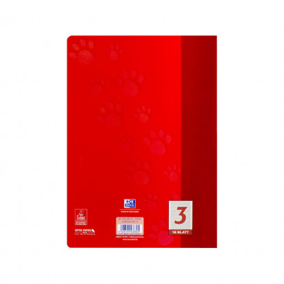 Oxford Schulheft - A4 - Lineatur 3 - 16 Blatt - 90 g/m² OPTIK PAPER® - geheftet - Rot - 100050402_1100_1559303677 - Oxford Schulheft - A4 - Lineatur 3 - 16 Blatt - 90 g/m² OPTIK PAPER® - geheftet - Rot - 100050402_1500_1553595892 - Oxford Schulheft - A4 - Lineatur 3 - 16 Blatt - 90 g/m² OPTIK PAPER® - geheftet - Rot - 100050402_2300_1553613954 - Oxford Schulheft - A4 - Lineatur 3 - 16 Blatt - 90 g/m² OPTIK PAPER® - geheftet - Rot - 100050402_2500_1553619801