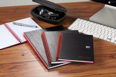 Oxford Black n' Red A5 Matt Hardback Wirebound Notebook Ruled 140 Page Black Scribzee-enabled -  - 100080154_1100_1561095068 - Oxford Black n' Red A5 Matt Hardback Wirebound Notebook Ruled 140 Page Black Scribzee-enabled -  - 100080154_4700_1553547788 - Oxford Black n' Red A5 Matt Hardback Wirebound Notebook Ruled 140 Page Black Scribzee-enabled -  - 100080154_2300_1553697926 - Oxford Black n' Red A5 Matt Hardback Wirebound Notebook Ruled 140 Page Black Scribzee-enabled -  - 100080154_4300_1553697931 - Oxford Black n' Red A5 Matt Hardback Wirebound Notebook Ruled 140 Page Black Scribzee-enabled -  - 100080154_1500_1553697936 - Oxford Black n' Red A5 Matt Hardback Wirebound Notebook Ruled 140 Page Black Scribzee-enabled -  - 100080154_4400_1553697943 - Oxford Black n' Red A5 Matt Hardback Wirebound Notebook Ruled 140 Page Black Scribzee-enabled -  - 100080154_4701_1553697948