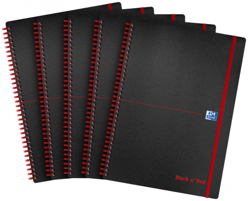 Oxford Black n' Red A4 Poly Cover Wirebound Notebook Ruled 140 Page Black Scribzee-enabled -  - 100080166_1100_1561095119 - Oxford Black n' Red A4 Poly Cover Wirebound Notebook Ruled 140 Page Black Scribzee-enabled -  - 100080166_4700_1553547766 - Oxford Black n' Red A4 Poly Cover Wirebound Notebook Ruled 140 Page Black Scribzee-enabled -  - 100080166_4300_1553698068 - Oxford Black n' Red A4 Poly Cover Wirebound Notebook Ruled 140 Page Black Scribzee-enabled -  - 100080166_4400_1553698073 - Oxford Black n' Red A4 Poly Cover Wirebound Notebook Ruled 140 Page Black Scribzee-enabled -  - 100080166_2300_1553698078 - Oxford Black n' Red A4 Poly Cover Wirebound Notebook Ruled 140 Page Black Scribzee-enabled -  - 100080166_1500_1553698084 - Oxford Black n' Red A4 Poly Cover Wirebound Notebook Ruled 140 Page Black Scribzee-enabled -  - 100080166_1101_1554292095