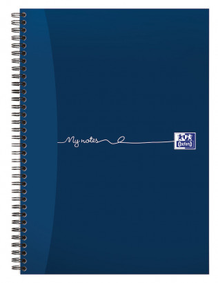 Oxford My Notes A4 Card Cover Wirebound Notebook Ruled 200 Page -  - 100082373 _1100_1561100036