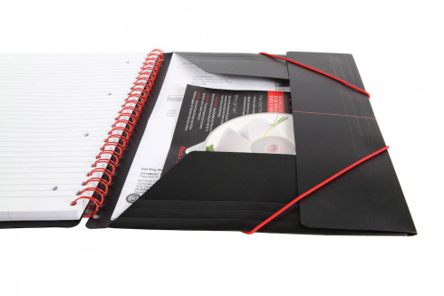Oxford Black n' Red A5+ Poly Cover Wirebound Meeting Book Ruled with Margin 160 Page Black Scribzee-enabled -  - 100100893_1100_1554292107 - Oxford Black n' Red A5+ Poly Cover Wirebound Meeting Book Ruled with Margin 160 Page Black Scribzee-enabled -  - 100100893_4700_1553547879 - Oxford Black n' Red A5+ Poly Cover Wirebound Meeting Book Ruled with Margin 160 Page Black Scribzee-enabled -  - 100100893_4300_1553698131 - Oxford Black n' Red A5+ Poly Cover Wirebound Meeting Book Ruled with Margin 160 Page Black Scribzee-enabled -  - 100100893_2300_1553698142 - Oxford Black n' Red A5+ Poly Cover Wirebound Meeting Book Ruled with Margin 160 Page Black Scribzee-enabled -  - 100100893_4400_1553698136 - Oxford Black n' Red A5+ Poly Cover Wirebound Meeting Book Ruled with Margin 160 Page Black Scribzee-enabled -  - 100100893_2301_1553698155