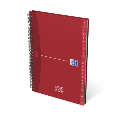 OXFORD Office Essentials A-Z Address Book - A5 - Hardback Cover - Twin-wire - Specific Ruling - 144 Pages - Assorted Colours - 100101258_1200_1583237809 - OXFORD Office Essentials A-Z Address Book - A5 - Hardback Cover - Twin-wire - Specific Ruling - 144 Pages - Assorted Colours - 100101258_1300_1583237811 - OXFORD Office Essentials A-Z Address Book - A5 - Hardback Cover - Twin-wire - Specific Ruling - 144 Pages - Assorted Colours - 100101258_1301_1583237812 - OXFORD Office Essentials A-Z Address Book - A5 - Hardback Cover - Twin-wire - Specific Ruling - 144 Pages - Assorted Colours - 100101258_1302_1583237813
