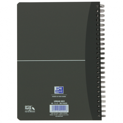 OXFORD Office Urban Mix Notebook - A5 - Polypropylene Cover - Twin-wire - Ruled - 180 Pages - SCRIBZEE® Compatible - Assorted Colours - 100101300_1200_1599067381 - OXFORD Office Urban Mix Notebook - A5 - Polypropylene Cover - Twin-wire - Ruled - 180 Pages - SCRIBZEE® Compatible - Assorted Colours - 100101300_1301_1599066748 - OXFORD Office Urban Mix Notebook - A5 - Polypropylene Cover - Twin-wire - Ruled - 180 Pages - SCRIBZEE® Compatible - Assorted Colours - 100101300_1302_1599066872 - OXFORD Office Urban Mix Notebook - A5 - Polypropylene Cover - Twin-wire - Ruled - 180 Pages - SCRIBZEE® Compatible - Assorted Colours - 100101300_1303_1599066996 - OXFORD Office Urban Mix Notebook - A5 - Polypropylene Cover - Twin-wire - Ruled - 180 Pages - SCRIBZEE® Compatible - Assorted Colours - 100101300_1103_1599067000 - OXFORD Office Urban Mix Notebook - A5 - Polypropylene Cover - Twin-wire - Ruled - 180 Pages - SCRIBZEE® Compatible - Assorted Colours - 100101300_1100_1599067124 - OXFORD Office Urban Mix Notebook - A5 - Polypropylene Cover - Twin-wire - Ruled - 180 Pages - SCRIBZEE® Compatible - Assorted Colours - 100101300_1300_1599067129 - OXFORD Office Urban Mix Notebook - A5 - Polypropylene Cover - Twin-wire - Ruled - 180 Pages - SCRIBZEE® Compatible - Assorted Colours - 100101300_1304_1599067132 - OXFORD Office Urban Mix Notebook - A5 - Polypropylene Cover - Twin-wire - Ruled - 180 Pages - SCRIBZEE® Compatible - Assorted Colours - 100101300_1101_1599067256 - OXFORD Office Urban Mix Notebook - A5 - Polypropylene Cover - Twin-wire - Ruled - 180 Pages - SCRIBZEE® Compatible - Assorted Colours - 100101300_1102_1599067504 - OXFORD Office Urban Mix Notebook - A5 - Polypropylene Cover - Twin-wire - Ruled - 180 Pages - SCRIBZEE® Compatible - Assorted Colours - 100101300_1500_1599067509 - OXFORD Office Urban Mix Notebook - A5 - Polypropylene Cover - Twin-wire - Ruled - 180 Pages - SCRIBZEE® Compatible - Assorted Colours - 100101300_1104_1599067513 - OXFORD Office Urban Mix Notebook - A5 - Polypropylene Cover - Twin-wire - Ruled - 180 Pages - SCRIBZEE® Compatible - Assorted Colours - 100101300_2502_1599067518 - OXFORD Office Urban Mix Notebook - A5 - Polypropylene Cover - Twin-wire - Ruled - 180 Pages - SCRIBZEE® Compatible - Assorted Colours - 100101300_2503_1599067642
