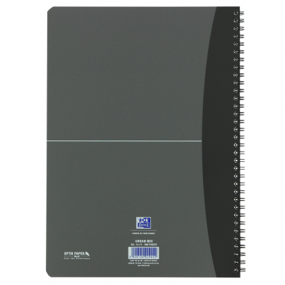 OXFORD Office Urban Mix Notebook - A4 – polypropenomslag – dobbel wire – linjert – 100 sider – SCRIBZEE®-kompatibel – assorterte farger - 100101523_1200_1599071585 - OXFORD Office Urban Mix Notebook - A4 – polypropenomslag – dobbel wire – linjert – 100 sider – SCRIBZEE®-kompatibel – assorterte farger - 100101523_1103_1599071461 - OXFORD Office Urban Mix Notebook - A4 – polypropenomslag – dobbel wire – linjert – 100 sider – SCRIBZEE®-kompatibel – assorterte farger - 100101523_1100_1599071708 - OXFORD Office Urban Mix Notebook - A4 – polypropenomslag – dobbel wire – linjert – 100 sider – SCRIBZEE®-kompatibel – assorterte farger - 100101523_2500_1599071832