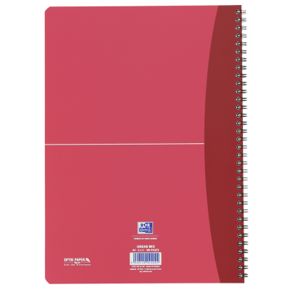 OXFORD Office Urban Mix Notebook - A4 – polypropenomslag – dobbel wire – linjert – 100 sider – SCRIBZEE®-kompatibel – assorterte farger - 100101523_1200_1599071585 - OXFORD Office Urban Mix Notebook - A4 – polypropenomslag – dobbel wire – linjert – 100 sider – SCRIBZEE®-kompatibel – assorterte farger - 100101523_1103_1599071461 - OXFORD Office Urban Mix Notebook - A4 – polypropenomslag – dobbel wire – linjert – 100 sider – SCRIBZEE®-kompatibel – assorterte farger - 100101523_1100_1599071708 - OXFORD Office Urban Mix Notebook - A4 – polypropenomslag – dobbel wire – linjert – 100 sider – SCRIBZEE®-kompatibel – assorterte farger - 100101523_2500_1599071832 - OXFORD Office Urban Mix Notebook - A4 – polypropenomslag – dobbel wire – linjert – 100 sider – SCRIBZEE®-kompatibel – assorterte farger - 100101523_2501_1599071956