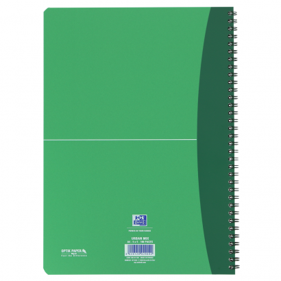 OXFORD Office Urban Mix Notebook - A4 – polypropenomslag – dobbel wire – linjert – 100 sider – SCRIBZEE®-kompatibel – assorterte farger - 100101523_1200_1599071585 - OXFORD Office Urban Mix Notebook - A4 – polypropenomslag – dobbel wire – linjert – 100 sider – SCRIBZEE®-kompatibel – assorterte farger - 100101523_1103_1599071461 - OXFORD Office Urban Mix Notebook - A4 – polypropenomslag – dobbel wire – linjert – 100 sider – SCRIBZEE®-kompatibel – assorterte farger - 100101523_1100_1599071708 - OXFORD Office Urban Mix Notebook - A4 – polypropenomslag – dobbel wire – linjert – 100 sider – SCRIBZEE®-kompatibel – assorterte farger - 100101523_2500_1599071832 - OXFORD Office Urban Mix Notebook - A4 – polypropenomslag – dobbel wire – linjert – 100 sider – SCRIBZEE®-kompatibel – assorterte farger - 100101523_2501_1599071956 - OXFORD Office Urban Mix Notebook - A4 – polypropenomslag – dobbel wire – linjert – 100 sider – SCRIBZEE®-kompatibel – assorterte farger - 100101523_1101_1599072077 - OXFORD Office Urban Mix Notebook - A4 – polypropenomslag – dobbel wire – linjert – 100 sider – SCRIBZEE®-kompatibel – assorterte farger - 100101523_2503_1599072200 - OXFORD Office Urban Mix Notebook - A4 – polypropenomslag – dobbel wire – linjert – 100 sider – SCRIBZEE®-kompatibel – assorterte farger - 100101523_2502_1599072205 - OXFORD Office Urban Mix Notebook - A4 – polypropenomslag – dobbel wire – linjert – 100 sider – SCRIBZEE®-kompatibel – assorterte farger - 100101523_2504_1599072209