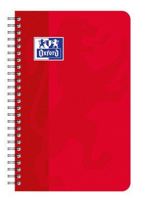 OXFORD CLASSIC SMALL NOTEBOOK - 9x14cm - Soft card cover - Twin-wire - 5x5mm Squares - 100 pages - Assorted colours - 100101696_1100_1583237954 - OXFORD CLASSIC SMALL NOTEBOOK - 9x14cm - Soft card cover - Twin-wire - 5x5mm Squares - 100 pages - Assorted colours - 100101696_1101_1583237955