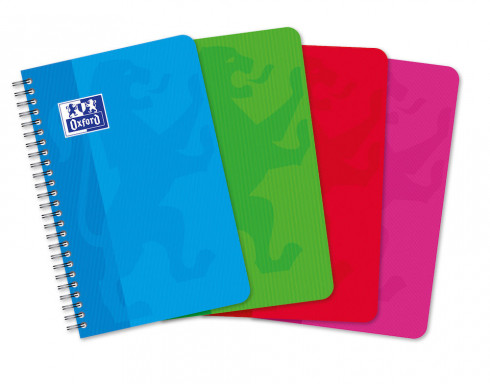 OXFORD CLASSIC SMALL NOTEBOOK - 9x14cm - Soft card cover - Twin-wire - 5x5mm Squares - 100 pages - Assorted colours - 100101696_1100_1583237954 - OXFORD CLASSIC SMALL NOTEBOOK - 9x14cm - Soft card cover - Twin-wire - 5x5mm Squares - 100 pages - Assorted colours - 100101696_1101_1583237955 - OXFORD CLASSIC SMALL NOTEBOOK - 9x14cm - Soft card cover - Twin-wire - 5x5mm Squares - 100 pages - Assorted colours - 100101696_1102_1583237957 - OXFORD CLASSIC SMALL NOTEBOOK - 9x14cm - Soft card cover - Twin-wire - 5x5mm Squares - 100 pages - Assorted colours - 100101696_1103_1583237958 - OXFORD CLASSIC SMALL NOTEBOOK - 9x14cm - Soft card cover - Twin-wire - 5x5mm Squares - 100 pages - Assorted colours - 100101696_1200_1583237959