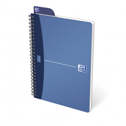 OXFORD Office Urban Mix Notebook - A5 - Polypropylene Cover - Twin-wire - Ruled - 100 Pages - SCRIBZEE® Compatible - Assorted Colours - 100101930_1403_1583238016 - OXFORD Office Urban Mix Notebook - A5 - Polypropylene Cover - Twin-wire - Ruled - 100 Pages - SCRIBZEE® Compatible - Assorted Colours - 100101930_1301_1583238010