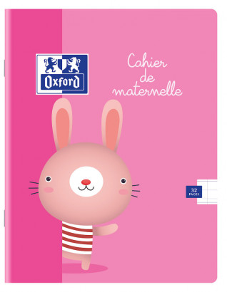 OXFORD PRESCHOOL NOTEBOOK - 17x22cm - Soft cover - Stapled - 3/10mm Double-spaced ruling - 32 pages - Assorted colours - 100101937_1200_1572335526 - OXFORD PRESCHOOL NOTEBOOK - 17x22cm - Soft cover - Stapled - 3/10mm Double-spaced ruling - 32 pages - Assorted colours - 100101937_1100_1561084363 - OXFORD PRESCHOOL NOTEBOOK - 17x22cm - Soft cover - Stapled - 3/10mm Double-spaced ruling - 32 pages - Assorted colours - 100101937_1101_1561084365