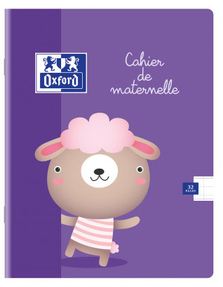 OXFORD PRESCHOOL NOTEBOOK - 17x22cm - Soft cover - Stapled - 3/10mm Double-spaced ruling - 32 pages - Assorted colours - 100101937_1200_1572335526 - OXFORD PRESCHOOL NOTEBOOK - 17x22cm - Soft cover - Stapled - 3/10mm Double-spaced ruling - 32 pages - Assorted colours - 100101937_1100_1561084363 - OXFORD PRESCHOOL NOTEBOOK - 17x22cm - Soft cover - Stapled - 3/10mm Double-spaced ruling - 32 pages - Assorted colours - 100101937_1101_1561084365 - OXFORD PRESCHOOL NOTEBOOK - 17x22cm - Soft cover - Stapled - 3/10mm Double-spaced ruling - 32 pages - Assorted colours - 100101937_1102_1561084366