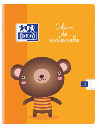 OXFORD PRESCHOOL NOTEBOOK - 17x22cm - Soft cover - Stapled - 3/10mm Double-spaced ruling - 32 pages - Assorted colours - 100101937_1200_1572335526 - OXFORD PRESCHOOL NOTEBOOK - 17x22cm - Soft cover - Stapled - 3/10mm Double-spaced ruling - 32 pages - Assorted colours - 100101937_1100_1561084363 - OXFORD PRESCHOOL NOTEBOOK - 17x22cm - Soft cover - Stapled - 3/10mm Double-spaced ruling - 32 pages - Assorted colours - 100101937_1101_1561084365 - OXFORD PRESCHOOL NOTEBOOK - 17x22cm - Soft cover - Stapled - 3/10mm Double-spaced ruling - 32 pages - Assorted colours - 100101937_1102_1561084366 - OXFORD PRESCHOOL NOTEBOOK - 17x22cm - Soft cover - Stapled - 3/10mm Double-spaced ruling - 32 pages - Assorted colours - 100101937_1103_1561084368