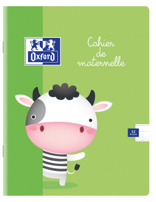 OXFORD PRESCHOOL NOTEBOOK - 17x22cm - Soft cover - Stapled - 3/10mm Double-spaced ruling - 32 pages - Assorted colours - 100101937_1200_1572335526 - OXFORD PRESCHOOL NOTEBOOK - 17x22cm - Soft cover - Stapled - 3/10mm Double-spaced ruling - 32 pages - Assorted colours - 100101937_1100_1561084363 - OXFORD PRESCHOOL NOTEBOOK - 17x22cm - Soft cover - Stapled - 3/10mm Double-spaced ruling - 32 pages - Assorted colours - 100101937_1101_1561084365 - OXFORD PRESCHOOL NOTEBOOK - 17x22cm - Soft cover - Stapled - 3/10mm Double-spaced ruling - 32 pages - Assorted colours - 100101937_1102_1561084366 - OXFORD PRESCHOOL NOTEBOOK - 17x22cm - Soft cover - Stapled - 3/10mm Double-spaced ruling - 32 pages - Assorted colours - 100101937_1103_1561084368 - OXFORD PRESCHOOL NOTEBOOK - 17x22cm - Soft cover - Stapled - 3/10mm Double-spaced ruling - 32 pages - Assorted colours - 100101937_1104_1561084369