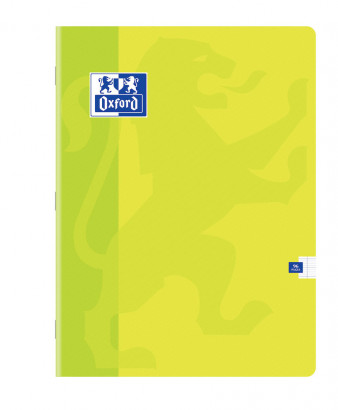 OXFORD CLASSIC NOTEBOOK - 24x32cm - Soft card cover - Stapled - Seyès Squares - 96 pages - Assorted colours - 100102639_1200_1574424721 - OXFORD CLASSIC NOTEBOOK - 24x32cm - Soft card cover - Stapled - Seyès Squares - 96 pages - Assorted colours - 100102639_1100_1583238234 - OXFORD CLASSIC NOTEBOOK - 24x32cm - Soft card cover - Stapled - Seyès Squares - 96 pages - Assorted colours - 100102639_1101_1583238236