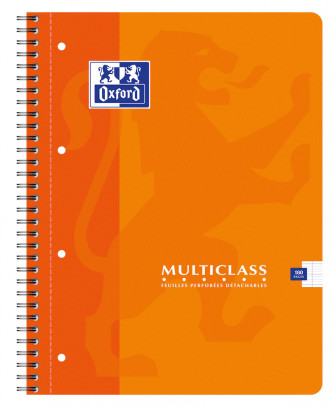 OXFORD CLASSIC MULTICLASS NOTEBOOK - A4+ - Soft card cover - Twin-wire - Seyès Squares - 180 pages - Assorted colours - 100103772_1100_1583238630 - OXFORD CLASSIC MULTICLASS NOTEBOOK - A4+ - Soft card cover - Twin-wire - Seyès Squares - 180 pages - Assorted colours - 100103772_1101_1583238632 - OXFORD CLASSIC MULTICLASS NOTEBOOK - A4+ - Soft card cover - Twin-wire - Seyès Squares - 180 pages - Assorted colours - 100103772_1102_1583238634