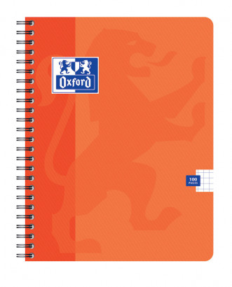 OXFORD CLASSIC NOTEBOOK - 17x22cm - Soft card cover - Twin-wire - 5x5mm Squares - 100 pages - Assorted colours - 100103804_1100_1583238645 - OXFORD CLASSIC NOTEBOOK - 17x22cm - Soft card cover - Twin-wire - 5x5mm Squares - 100 pages - Assorted colours - 100103804_1101_1583238647 - OXFORD CLASSIC NOTEBOOK - 17x22cm - Soft card cover - Twin-wire - 5x5mm Squares - 100 pages - Assorted colours - 100103804_1102_1583238650 - OXFORD CLASSIC NOTEBOOK - 17x22cm - Soft card cover - Twin-wire - 5x5mm Squares - 100 pages - Assorted colours - 100103804_1103_1583238651