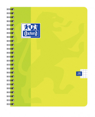 OXFORD CLASSIC NOTEBOOK - 17x22cm - Soft card cover - Twin-wire - 5x5mm Squares - 100 pages - Assorted colours - 100103804_1100_1583238645 - OXFORD CLASSIC NOTEBOOK - 17x22cm - Soft card cover - Twin-wire - 5x5mm Squares - 100 pages - Assorted colours - 100103804_1101_1583238647 - OXFORD CLASSIC NOTEBOOK - 17x22cm - Soft card cover - Twin-wire - 5x5mm Squares - 100 pages - Assorted colours - 100103804_1102_1583238650 - OXFORD CLASSIC NOTEBOOK - 17x22cm - Soft card cover - Twin-wire - 5x5mm Squares - 100 pages - Assorted colours - 100103804_1103_1583238651 - OXFORD CLASSIC NOTEBOOK - 17x22cm - Soft card cover - Twin-wire - 5x5mm Squares - 100 pages - Assorted colours - 100103804_1104_1583238653 - OXFORD CLASSIC NOTEBOOK - 17x22cm - Soft card cover - Twin-wire - 5x5mm Squares - 100 pages - Assorted colours - 100103804_1105_1583238655 - OXFORD CLASSIC NOTEBOOK - 17x22cm - Soft card cover - Twin-wire - 5x5mm Squares - 100 pages - Assorted colours - 100103804_1106_1583238657 - OXFORD CLASSIC NOTEBOOK - 17x22cm - Soft card cover - Twin-wire - 5x5mm Squares - 100 pages - Assorted colours - 100103804_1107_1583238658