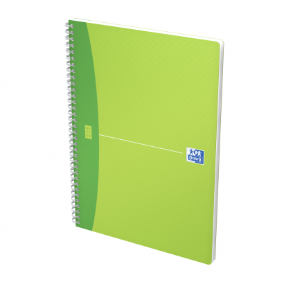 A4 /Folder with Tabs Plus Office b186-gr/ Green