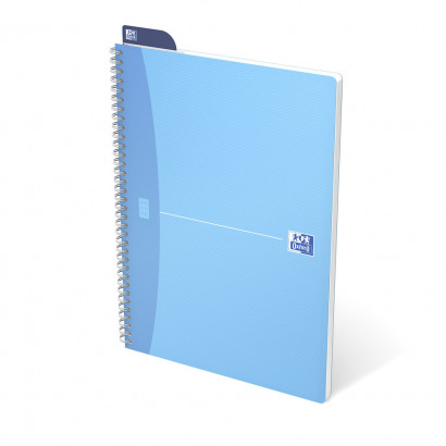 OXFORD Office My Colours Notebook - A4 - Polypropylene Cover - Twin-wire - Ruled - 180 Pages - SCRIBZEE® Compatible - Assorted Colours - 100104241_1305_1583238840 - OXFORD Office My Colours Notebook - A4 - Polypropylene Cover - Twin-wire - Ruled - 180 Pages - SCRIBZEE® Compatible - Assorted Colours - 100104241_1401_1583238843 - OXFORD Office My Colours Notebook - A4 - Polypropylene Cover - Twin-wire - Ruled - 180 Pages - SCRIBZEE® Compatible - Assorted Colours - 100104241_1301_1583238834 - OXFORD Office My Colours Notebook - A4 - Polypropylene Cover - Twin-wire - Ruled - 180 Pages - SCRIBZEE® Compatible - Assorted Colours - 100104241_1302_1583238836