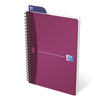 OXFORD Office Urban Mix Notebook - A5 - Polypropylene Cover - Twin-wire - 5mm Squares - 180 Pages - SCRIBZEE® Compatible - Assorted Colours - 100104341_1401_1583238912 - OXFORD Office Urban Mix Notebook - A5 - Polypropylene Cover - Twin-wire - 5mm Squares - 180 Pages - SCRIBZEE® Compatible - Assorted Colours - 100104341_1300_1583183040 - OXFORD Office Urban Mix Notebook - A5 - Polypropylene Cover - Twin-wire - 5mm Squares - 180 Pages - SCRIBZEE® Compatible - Assorted Colours - 100104341_1301_1593014085 - OXFORD Office Urban Mix Notebook - A5 - Polypropylene Cover - Twin-wire - 5mm Squares - 180 Pages - SCRIBZEE® Compatible - Assorted Colours - 100104341_1302_1583183038 - OXFORD Office Urban Mix Notebook - A5 - Polypropylene Cover - Twin-wire - 5mm Squares - 180 Pages - SCRIBZEE® Compatible - Assorted Colours - 100104341_1303_1583183037