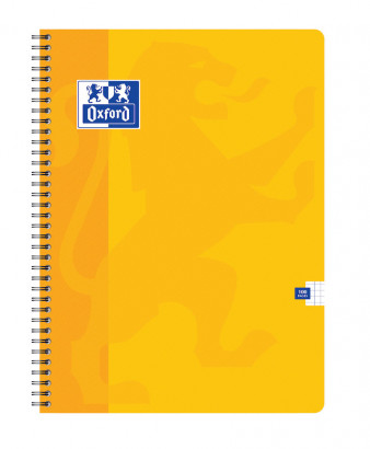 OXFORD CLASSIC NOTEBOOK - 24x32cm - Soft card cover - Twin-wire - 5x5mm Squares - 100 pages - Assorted colours - 100104405_1100_1583238915 - OXFORD CLASSIC NOTEBOOK - 24x32cm - Soft card cover - Twin-wire - 5x5mm Squares - 100 pages - Assorted colours - 100104405_1101_1583238917 - OXFORD CLASSIC NOTEBOOK - 24x32cm - Soft card cover - Twin-wire - 5x5mm Squares - 100 pages - Assorted colours - 100104405_1102_1583238918