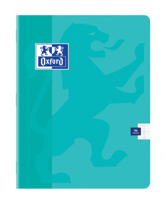 OXFORD CLASSIC NOTEBOOK - 17x22cm - Soft card cover - Stapled - Seyès squares - 96 pages - Assorted colours - 100104421_1200_1583238951 - OXFORD CLASSIC NOTEBOOK - 17x22cm - Soft card cover - Stapled - Seyès squares - 96 pages - Assorted colours - 100104421_1100_1583238934 - OXFORD CLASSIC NOTEBOOK - 17x22cm - Soft card cover - Stapled - Seyès squares - 96 pages - Assorted colours - 100104421_1101_1583238935 - OXFORD CLASSIC NOTEBOOK - 17x22cm - Soft card cover - Stapled - Seyès squares - 96 pages - Assorted colours - 100104421_1102_1583238937 - OXFORD CLASSIC NOTEBOOK - 17x22cm - Soft card cover - Stapled - Seyès squares - 96 pages - Assorted colours - 100104421_1103_1583238939