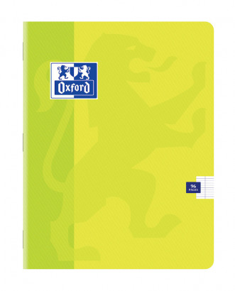 OXFORD CLASSIC NOTEBOOK - 17x22cm - Soft card cover - Stapled - Seyès squares - 96 pages - Assorted colours - 100104421_1200_1583238951 - OXFORD CLASSIC NOTEBOOK - 17x22cm - Soft card cover - Stapled - Seyès squares - 96 pages - Assorted colours - 100104421_1100_1583238934 - OXFORD CLASSIC NOTEBOOK - 17x22cm - Soft card cover - Stapled - Seyès squares - 96 pages - Assorted colours - 100104421_1101_1583238935 - OXFORD CLASSIC NOTEBOOK - 17x22cm - Soft card cover - Stapled - Seyès squares - 96 pages - Assorted colours - 100104421_1102_1583238937 - OXFORD CLASSIC NOTEBOOK - 17x22cm - Soft card cover - Stapled - Seyès squares - 96 pages - Assorted colours - 100104421_1103_1583238939 - OXFORD CLASSIC NOTEBOOK - 17x22cm - Soft card cover - Stapled - Seyès squares - 96 pages - Assorted colours - 100104421_1104_1583238940