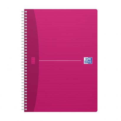 Assortito App Scribzee Oxford 100105043 Maxi Spiralato Formato A4 180 Pagine Carta 90gr Rigatura 5mm