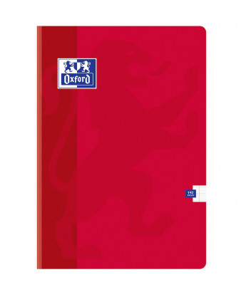 OXFORD CLASSIC NOTEBOOK - A4 - Soft card cover - Casebound - Seyès squares - 192 pages - Assorted colours - 100105429_1100_1583239319 - OXFORD CLASSIC NOTEBOOK - A4 - Soft card cover - Casebound - Seyès squares - 192 pages - Assorted colours - 100105429_1101_1583239320 - OXFORD CLASSIC NOTEBOOK - A4 - Soft card cover - Casebound - Seyès squares - 192 pages - Assorted colours - 100105429_1102_1583239322 - OXFORD CLASSIC NOTEBOOK - A4 - Soft card cover - Casebound - Seyès squares - 192 pages - Assorted colours - 100105429_1103_1583239324