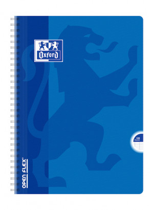 OXFORD OPENFLEX NOTEBOOK - A4 - Polypro cover - Twin-wire - Seyès squares - 100 pages - Assorted colours - 400007629_1100_1583239866 - OXFORD OPENFLEX NOTEBOOK - A4 - Polypro cover - Twin-wire - Seyès squares - 100 pages - Assorted colours - 400007629_1101_1583239876 - OXFORD OPENFLEX NOTEBOOK - A4 - Polypro cover - Twin-wire - Seyès squares - 100 pages - Assorted colours - 400007629_1102_1583239887 - OXFORD OPENFLEX NOTEBOOK - A4 - Polypro cover - Twin-wire - Seyès squares - 100 pages - Assorted colours - 400007629_1103_1583239897 - OXFORD OPENFLEX NOTEBOOK - A4 - Polypro cover - Twin-wire - Seyès squares - 100 pages - Assorted colours - 400007629_1104_1583239907