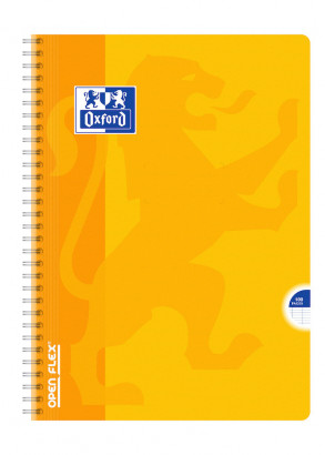 OXFORD OPENFLEX NOTEBOOK - A4 - Polypro cover - Twin-wire - Seyès squares - 100 pages - Assorted colours - 400007629_1100_1583239866 - OXFORD OPENFLEX NOTEBOOK - A4 - Polypro cover - Twin-wire - Seyès squares - 100 pages - Assorted colours - 400007629_1101_1583239876 - OXFORD OPENFLEX NOTEBOOK - A4 - Polypro cover - Twin-wire - Seyès squares - 100 pages - Assorted colours - 400007629_1102_1583239887 - OXFORD OPENFLEX NOTEBOOK - A4 - Polypro cover - Twin-wire - Seyès squares - 100 pages - Assorted colours - 400007629_1103_1583239897 - OXFORD OPENFLEX NOTEBOOK - A4 - Polypro cover - Twin-wire - Seyès squares - 100 pages - Assorted colours - 400007629_1104_1583239907 - OXFORD OPENFLEX NOTEBOOK - A4 - Polypro cover - Twin-wire - Seyès squares - 100 pages - Assorted colours - 400007629_1105_1583239916
