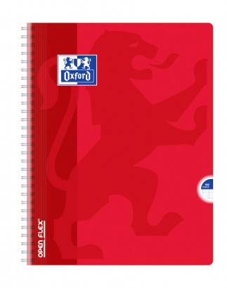 OXFORD OPENFLEX CAHIER -  24x32cm - Couverture plastique - Double spirale - Grands carreaux Seyès - 100 pages - Couleurs assorties - 400007660_1100_1583239933 - OXFORD OPENFLEX CAHIER -  24x32cm - Couverture plastique - Double spirale - Grands carreaux Seyès - 100 pages - Couleurs assorties - 400007660_1101_1583239935 - OXFORD OPENFLEX CAHIER -  24x32cm - Couverture plastique - Double spirale - Grands carreaux Seyès - 100 pages - Couleurs assorties - 400007660_1102_1583239937 - OXFORD OPENFLEX CAHIER -  24x32cm - Couverture plastique - Double spirale - Grands carreaux Seyès - 100 pages - Couleurs assorties - 400007660_1103_1583239939 - OXFORD OPENFLEX CAHIER -  24x32cm - Couverture plastique - Double spirale - Grands carreaux Seyès - 100 pages - Couleurs assorties - 400007660_1104_1583239941