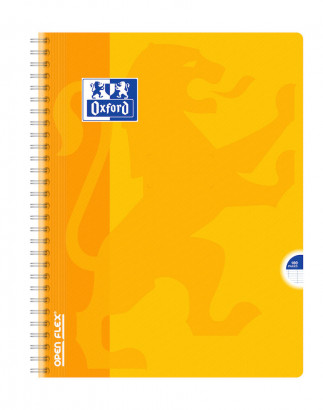 OXFORD OPENFLEX CAHIER -  24x32cm - Couverture plastique - Double spirale - Grands carreaux Seyès - 100 pages - Couleurs assorties - 400007660_1100_1583239933 - OXFORD OPENFLEX CAHIER -  24x32cm - Couverture plastique - Double spirale - Grands carreaux Seyès - 100 pages - Couleurs assorties - 400007660_1101_1583239935 - OXFORD OPENFLEX CAHIER -  24x32cm - Couverture plastique - Double spirale - Grands carreaux Seyès - 100 pages - Couleurs assorties - 400007660_1102_1583239937 - OXFORD OPENFLEX CAHIER -  24x32cm - Couverture plastique - Double spirale - Grands carreaux Seyès - 100 pages - Couleurs assorties - 400007660_1103_1583239939 - OXFORD OPENFLEX CAHIER -  24x32cm - Couverture plastique - Double spirale - Grands carreaux Seyès - 100 pages - Couleurs assorties - 400007660_1104_1583239941 - OXFORD OPENFLEX CAHIER -  24x32cm - Couverture plastique - Double spirale - Grands carreaux Seyès - 100 pages - Couleurs assorties - 400007660_1105_1583239942
