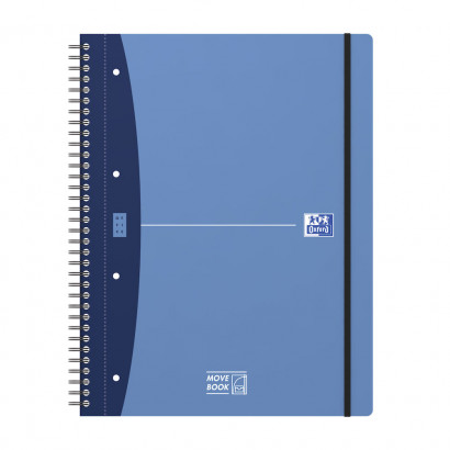 OXFORD Office Urban Mix Movebook - A4+ - Polypropylene Cover - Twin-wire - Ruled - 160 Pages - SCRIBZEE® Compatible - Assorted Colours - 400011307_1200_1583240096 - OXFORD Office Urban Mix Movebook - A4+ - Polypropylene Cover - Twin-wire - Ruled - 160 Pages - SCRIBZEE® Compatible - Assorted Colours - 400011307_1100_1583240089