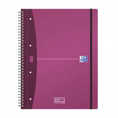 OXFORD Office Urban Mix Movebook - A4+ - Polypropylene Cover - Twin-wire - Ruled - 160 Pages - SCRIBZEE® Compatible - Assorted Colours - 400011307_1200_1583240096 - OXFORD Office Urban Mix Movebook - A4+ - Polypropylene Cover - Twin-wire - Ruled - 160 Pages - SCRIBZEE® Compatible - Assorted Colours - 400011307_1100_1583240089 - OXFORD Office Urban Mix Movebook - A4+ - Polypropylene Cover - Twin-wire - Ruled - 160 Pages - SCRIBZEE® Compatible - Assorted Colours - 400011307_1101_1583240090 - OXFORD Office Urban Mix Movebook - A4+ - Polypropylene Cover - Twin-wire - Ruled - 160 Pages - SCRIBZEE® Compatible - Assorted Colours - 400011307_1102_1583240092