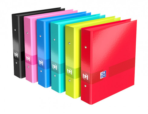 Ring Binder Oxford Color Life Laminated Card 17X22 Spine 40 mm Assorted -  - 400015024_1400_1576756950