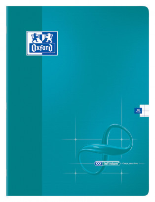 OXFORD INFINIUM NOTEBOOK -  24x32cm - Soft cover - Stapled - Seyès Squares - 48 pages - Assorted colours - 400019518_1103_1583240325 - OXFORD INFINIUM NOTEBOOK -  24x32cm - Soft cover - Stapled - Seyès Squares - 48 pages - Assorted colours - 400019518_1100_1583240297 - OXFORD INFINIUM NOTEBOOK -  24x32cm - Soft cover - Stapled - Seyès Squares - 48 pages - Assorted colours - 400019518_1101_1583240306 - OXFORD INFINIUM NOTEBOOK -  24x32cm - Soft cover - Stapled - Seyès Squares - 48 pages - Assorted colours - 400019518_1102_1583240316 - OXFORD INFINIUM NOTEBOOK -  24x32cm - Soft cover - Stapled - Seyès Squares - 48 pages - Assorted colours - 400019518_1104_1583240336 - OXFORD INFINIUM NOTEBOOK -  24x32cm - Soft cover - Stapled - Seyès Squares - 48 pages - Assorted colours - 400019518_1105_1583240345