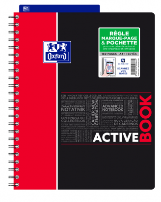 OXFORD STUDENTS ACTIVEBOOK Notebook - A4+ - Polypro cover - Twin-wire - Seyès Squares - 160 pages - SCRIBZEE® compatible  - Assorted colours - 400019519_1101_1553278771 - OXFORD STUDENTS ACTIVEBOOK Notebook - A4+ - Polypro cover - Twin-wire - Seyès Squares - 160 pages - SCRIBZEE® compatible  - Assorted colours - 400019519_1100_1553278767 - OXFORD STUDENTS ACTIVEBOOK Notebook - A4+ - Polypro cover - Twin-wire - Seyès Squares - 160 pages - SCRIBZEE® compatible  - Assorted colours - 400019519_1102_1553278775 - OXFORD STUDENTS ACTIVEBOOK Notebook - A4+ - Polypro cover - Twin-wire - Seyès Squares - 160 pages - SCRIBZEE® compatible  - Assorted colours - 400019519_1103_1553278779 - OXFORD STUDENTS ACTIVEBOOK Notebook - A4+ - Polypro cover - Twin-wire - Seyès Squares - 160 pages - SCRIBZEE® compatible  - Assorted colours - 400019519_1200_1576232929 - OXFORD STUDENTS ACTIVEBOOK Notebook - A4+ - Polypro cover - Twin-wire - Seyès Squares - 160 pages - SCRIBZEE® compatible  - Assorted colours - 400019519_2300_1553278786 - OXFORD STUDENTS ACTIVEBOOK Notebook - A4+ - Polypro cover - Twin-wire - Seyès Squares - 160 pages - SCRIBZEE® compatible  - Assorted colours - 400019519_2302_1553284633 - OXFORD STUDENTS ACTIVEBOOK Notebook - A4+ - Polypro cover - Twin-wire - Seyès Squares - 160 pages - SCRIBZEE® compatible  - Assorted colours - 400019519_2303_1553284636 - OXFORD STUDENTS ACTIVEBOOK Notebook - A4+ - Polypro cover - Twin-wire - Seyès Squares - 160 pages - SCRIBZEE® compatible  - Assorted colours - 400019519_1104_1553285203
