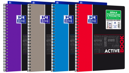 OXFORD STUDENTS ACTIVEBOOK Notebook - A4+ - Polypro cover - Twin-wire - Seyès Squares - 160 pages - SCRIBZEE® compatible  - Assorted colours - 400019519_1101_1553278771 - OXFORD STUDENTS ACTIVEBOOK Notebook - A4+ - Polypro cover - Twin-wire - Seyès Squares - 160 pages - SCRIBZEE® compatible  - Assorted colours - 400019519_1100_1553278767 - OXFORD STUDENTS ACTIVEBOOK Notebook - A4+ - Polypro cover - Twin-wire - Seyès Squares - 160 pages - SCRIBZEE® compatible  - Assorted colours - 400019519_1102_1553278775 - OXFORD STUDENTS ACTIVEBOOK Notebook - A4+ - Polypro cover - Twin-wire - Seyès Squares - 160 pages - SCRIBZEE® compatible  - Assorted colours - 400019519_1103_1553278779 - OXFORD STUDENTS ACTIVEBOOK Notebook - A4+ - Polypro cover - Twin-wire - Seyès Squares - 160 pages - SCRIBZEE® compatible  - Assorted colours - 400019519_1200_1576232929 - OXFORD STUDENTS ACTIVEBOOK Notebook - A4+ - Polypro cover - Twin-wire - Seyès Squares - 160 pages - SCRIBZEE® compatible  - Assorted colours - 400019519_2300_1553278786 - OXFORD STUDENTS ACTIVEBOOK Notebook - A4+ - Polypro cover - Twin-wire - Seyès Squares - 160 pages - SCRIBZEE® compatible  - Assorted colours - 400019519_2302_1553284633 - OXFORD STUDENTS ACTIVEBOOK Notebook - A4+ - Polypro cover - Twin-wire - Seyès Squares - 160 pages - SCRIBZEE® compatible  - Assorted colours - 400019519_2303_1553284636 - OXFORD STUDENTS ACTIVEBOOK Notebook - A4+ - Polypro cover - Twin-wire - Seyès Squares - 160 pages - SCRIBZEE® compatible  - Assorted colours - 400019519_1104_1553285203 - OXFORD STUDENTS ACTIVEBOOK Notebook - A4+ - Polypro cover - Twin-wire - Seyès Squares - 160 pages - SCRIBZEE® compatible  - Assorted colours - 400019519_1201_1553285207