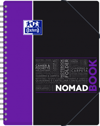 OXFORD STUDENTS NOMADBOOK Notebook - A4+ - Polypro cover - Twin-wire - Seyès Squares - 160 pages - SCRIBZEE® compatible - Assorted colours - 400019521_1101_1583240369 - OXFORD STUDENTS NOMADBOOK Notebook - A4+ - Polypro cover - Twin-wire - Seyès Squares - 160 pages - SCRIBZEE® compatible - Assorted colours - 400019521_1100_1583240368 - OXFORD STUDENTS NOMADBOOK Notebook - A4+ - Polypro cover - Twin-wire - Seyès Squares - 160 pages - SCRIBZEE® compatible - Assorted colours - 400019521_1102_1583240370 - OXFORD STUDENTS NOMADBOOK Notebook - A4+ - Polypro cover - Twin-wire - Seyès Squares - 160 pages - SCRIBZEE® compatible - Assorted colours - 400019521_1103_1583240371