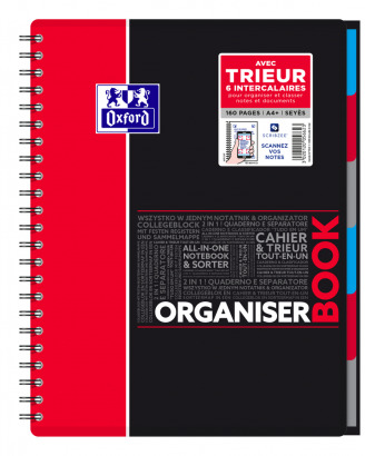 OXFORD STUDENTS ORGANISERBOOK Notebook - A4+ - Polypro cover - Twin-wire - Seyès Squares - 160 pages - SCRIBZEE® compatible - Assorted colours - 400019523_1100_1553278807 - OXFORD STUDENTS ORGANISERBOOK Notebook - A4+ - Polypro cover - Twin-wire - Seyès Squares - 160 pages - SCRIBZEE® compatible - Assorted colours - 400019523_1101_1553278811 - OXFORD STUDENTS ORGANISERBOOK Notebook - A4+ - Polypro cover - Twin-wire - Seyès Squares - 160 pages - SCRIBZEE® compatible - Assorted colours - 400019523_1102_1553278815 - OXFORD STUDENTS ORGANISERBOOK Notebook - A4+ - Polypro cover - Twin-wire - Seyès Squares - 160 pages - SCRIBZEE® compatible - Assorted colours - 400019523_1103_1553278819 - OXFORD STUDENTS ORGANISERBOOK Notebook - A4+ - Polypro cover - Twin-wire - Seyès Squares - 160 pages - SCRIBZEE® compatible - Assorted colours - 400019523_1200_1576232945 - OXFORD STUDENTS ORGANISERBOOK Notebook - A4+ - Polypro cover - Twin-wire - Seyès Squares - 160 pages - SCRIBZEE® compatible - Assorted colours - 400019523_2302_1553284642 - OXFORD STUDENTS ORGANISERBOOK Notebook - A4+ - Polypro cover - Twin-wire - Seyès Squares - 160 pages - SCRIBZEE® compatible - Assorted colours - 400019523_2304_1553284644 - OXFORD STUDENTS ORGANISERBOOK Notebook - A4+ - Polypro cover - Twin-wire - Seyès Squares - 160 pages - SCRIBZEE® compatible - Assorted colours - 400019523_2303_1553284645 - OXFORD STUDENTS ORGANISERBOOK Notebook - A4+ - Polypro cover - Twin-wire - Seyès Squares - 160 pages - SCRIBZEE® compatible - Assorted colours - 400019523_1104_1553285180