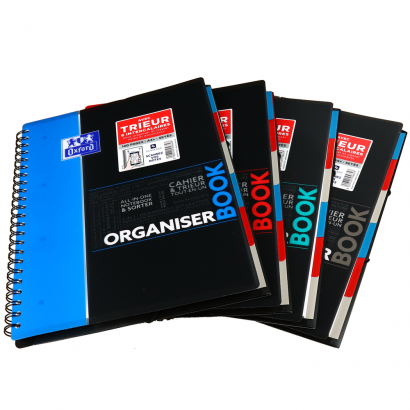 OXFORD STUDENTS ORGANISERBOOK Notebook - A4+ - Polypro cover - Twin-wire - Seyès Squares - 160 pages - SCRIBZEE® compatible - Assorted colours - 400019523_1100_1553278807 - OXFORD STUDENTS ORGANISERBOOK Notebook - A4+ - Polypro cover - Twin-wire - Seyès Squares - 160 pages - SCRIBZEE® compatible - Assorted colours - 400019523_1101_1553278811 - OXFORD STUDENTS ORGANISERBOOK Notebook - A4+ - Polypro cover - Twin-wire - Seyès Squares - 160 pages - SCRIBZEE® compatible - Assorted colours - 400019523_1102_1553278815 - OXFORD STUDENTS ORGANISERBOOK Notebook - A4+ - Polypro cover - Twin-wire - Seyès Squares - 160 pages - SCRIBZEE® compatible - Assorted colours - 400019523_1103_1553278819 - OXFORD STUDENTS ORGANISERBOOK Notebook - A4+ - Polypro cover - Twin-wire - Seyès Squares - 160 pages - SCRIBZEE® compatible - Assorted colours - 400019523_1200_1576232945