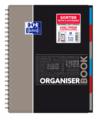 OXFORD STUDENTS ORGANISERBOOK Notebook - A4+ - Polypro cover - Twin-wire - 5mm Squares - 160 pages - SCRIBZEE® compatible - Assorted colours - 400019524_1102_1583240386 - OXFORD STUDENTS ORGANISERBOOK Notebook - A4+ - Polypro cover - Twin-wire - 5mm Squares - 160 pages - SCRIBZEE® compatible - Assorted colours - 400019524_1101_1583240386 - OXFORD STUDENTS ORGANISERBOOK Notebook - A4+ - Polypro cover - Twin-wire - 5mm Squares - 160 pages - SCRIBZEE® compatible - Assorted colours - 400019524_1100_1583240385 - OXFORD STUDENTS ORGANISERBOOK Notebook - A4+ - Polypro cover - Twin-wire - 5mm Squares - 160 pages - SCRIBZEE® compatible - Assorted colours - 400019524_1103_1583240388 - OXFORD STUDENTS ORGANISERBOOK Notebook - A4+ - Polypro cover - Twin-wire - 5mm Squares - 160 pages - SCRIBZEE® compatible - Assorted colours - 400019524_1200_1583240389 - OXFORD STUDENTS ORGANISERBOOK Notebook - A4+ - Polypro cover - Twin-wire - 5mm Squares - 160 pages - SCRIBZEE® compatible - Assorted colours - 400019524_2302_1553678528 - OXFORD STUDENTS ORGANISERBOOK Notebook - A4+ - Polypro cover - Twin-wire - 5mm Squares - 160 pages - SCRIBZEE® compatible - Assorted colours - 400019524_2304_1553678529 - OXFORD STUDENTS ORGANISERBOOK Notebook - A4+ - Polypro cover - Twin-wire - 5mm Squares - 160 pages - SCRIBZEE® compatible - Assorted colours - 400019524_2303_1553678530 - OXFORD STUDENTS ORGANISERBOOK Notebook - A4+ - Polypro cover - Twin-wire - 5mm Squares - 160 pages - SCRIBZEE® compatible - Assorted colours - 400019524_2305_1553678531 - OXFORD STUDENTS ORGANISERBOOK Notebook - A4+ - Polypro cover - Twin-wire - 5mm Squares - 160 pages - SCRIBZEE® compatible - Assorted colours - 400019524_1104_1583207832
