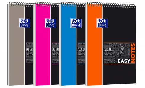 OXFORD STUDENTS EASYNOTES Notepad - A4+ - Polypro cover - Twin-wire - 7mm Ruled - 160 pages - SCRIBZEE® compatible - Assorted colours - 400019527_1103_1583240402 - OXFORD STUDENTS EASYNOTES Notepad - A4+ - Polypro cover - Twin-wire - 7mm Ruled - 160 pages - SCRIBZEE® compatible - Assorted colours - 400019527_1100_1583240399 - OXFORD STUDENTS EASYNOTES Notepad - A4+ - Polypro cover - Twin-wire - 7mm Ruled - 160 pages - SCRIBZEE® compatible - Assorted colours - 400019527_1101_1583240400 - OXFORD STUDENTS EASYNOTES Notepad - A4+ - Polypro cover - Twin-wire - 7mm Ruled - 160 pages - SCRIBZEE® compatible - Assorted colours - 400019527_1102_1583240401 - OXFORD STUDENTS EASYNOTES Notepad - A4+ - Polypro cover - Twin-wire - 7mm Ruled - 160 pages - SCRIBZEE® compatible - Assorted colours - 400019527_1200_1583240403