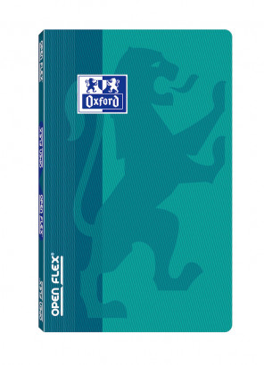 OXFORD OPENFLEX SMALL NOTEBOOK - 9x14cm - Polypro cover - Stapled - 5x5mm squares - 96 pages - Assorted colours - 400019577_1200_1583240511 - OXFORD OPENFLEX SMALL NOTEBOOK - 9x14cm - Polypro cover - Stapled - 5x5mm squares - 96 pages - Assorted colours - 400019577_1100_1583240505