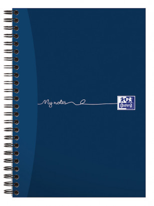 Oxford My Notes A5 Card Cover Wirebound Notebook Ruled 100 Page -  - 400020197_1100_1554900013